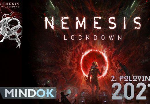 Nemesis: Lockdown a dvě rozšíření vyjdou v češtině