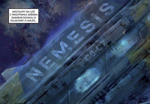 Vyzkoušejte kampaň pro Nemesis, je ke stažení zdarma