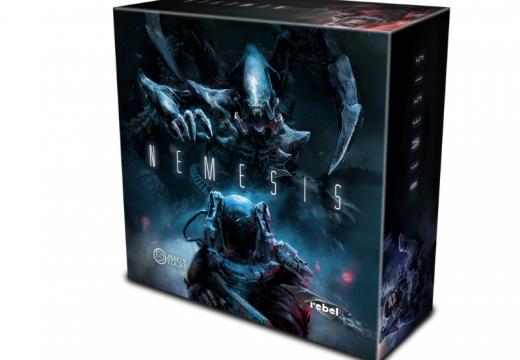MindOK připravuje atmosférickou hru s figurkami Nemesis