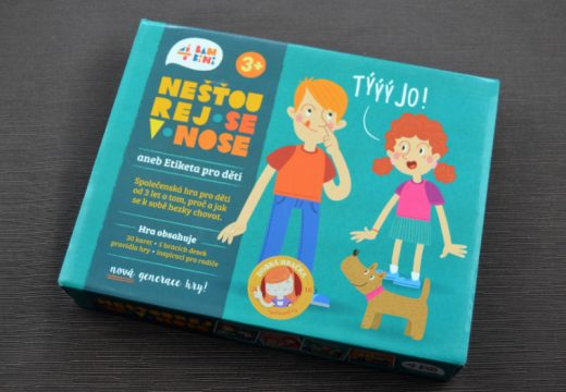 Hry 4Bambini rozvíjejí děti při hře s rodiči