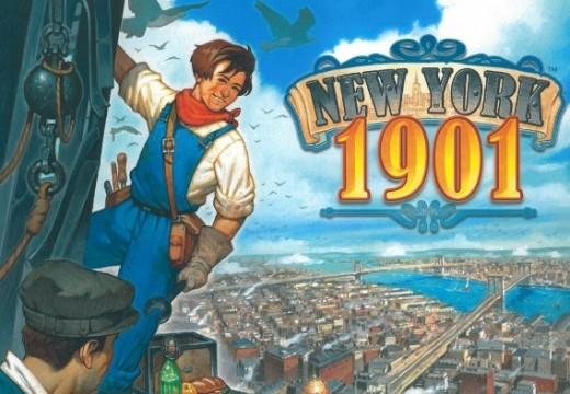 Blackfire chystá rodinnou hru New York 1901