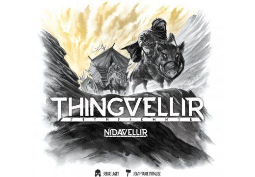Říše trpaslíků Nidavellir se rozroste o Thingvellir