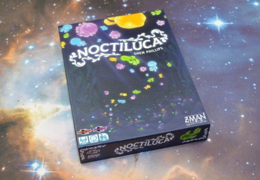 Ve hře Noctiluca se vydáte na lov svítilek