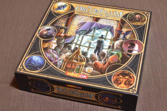 Obludárium je karetní hra plná monster