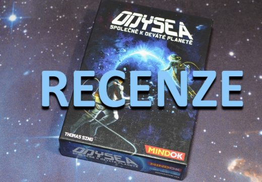Recenze: Odysea – společně k deváté planetě