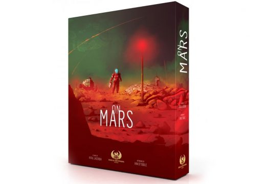TLAMA games má hru On Mars