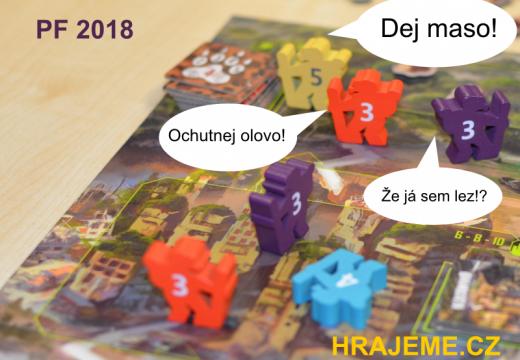 Šťastný a hravý rok 2018