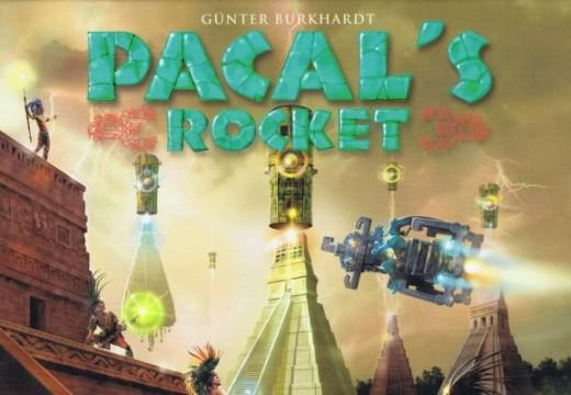 Soutěž o herní novinku Pacal´s Rocket