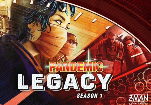MindOK připravuje Pandemic Legacy: Season 1