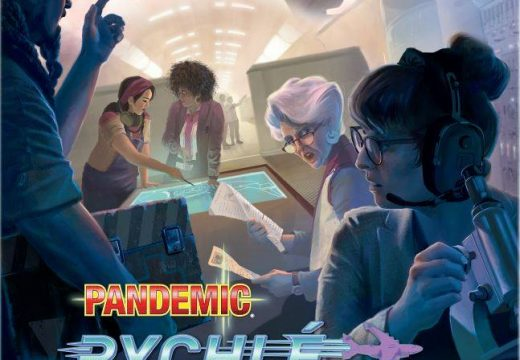 Nová hra Pandemic: Rychlé nasazení je již připravena