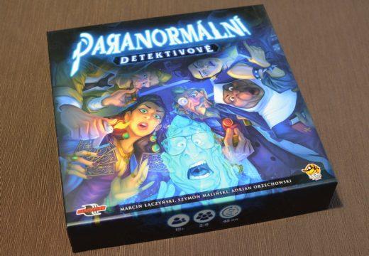 Ve hře Paranormální detektivové vám duch pomůže odhalit pachatele