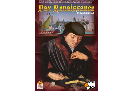 Pax Renaissance bude druhou hrou od Fox in the Box