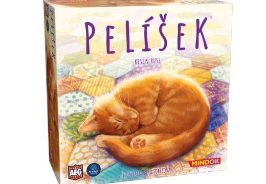 Hra Pelíšek je plná koček