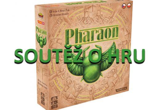 Soutěž o strategickou hru Pharaon