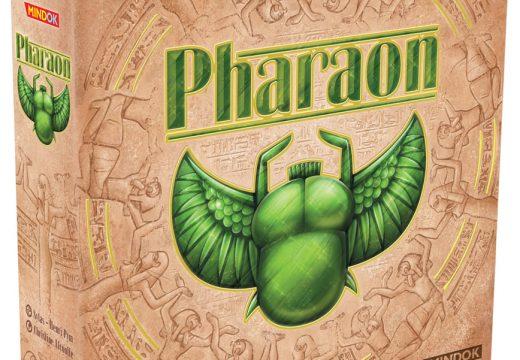 S hrou Pharaon se budete připravovat na posmrtný život