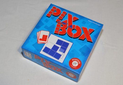 Pixbox procvičí vaši prostorovou představivost
