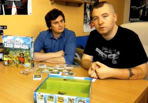 Planeta her představuje karetní hru Settlers: Zrod impéria