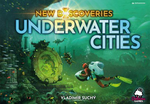 Rozšíření k Podmořským městům právě dorazilo