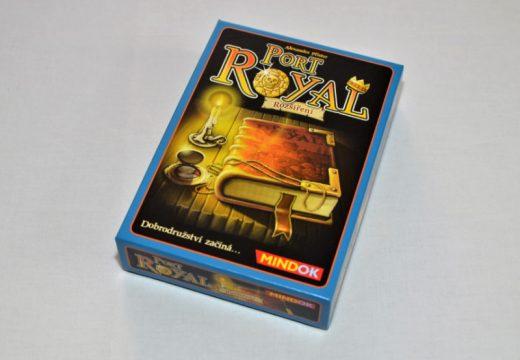 Port Royal se vydal na velké dobrodružství