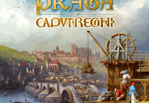 Novinku Vládi Suchého Praga Caput Regni vydá v češtině Fox in the Box