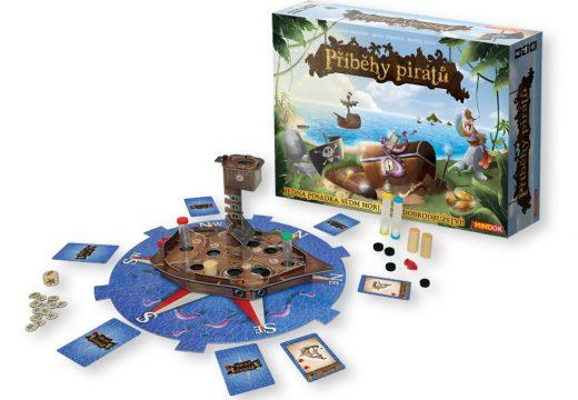 Soutěž o hru Příběhy pirátů