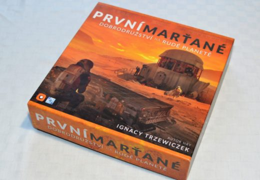 První Marťané se již pokoušejí kolonizovat Rudou planetu