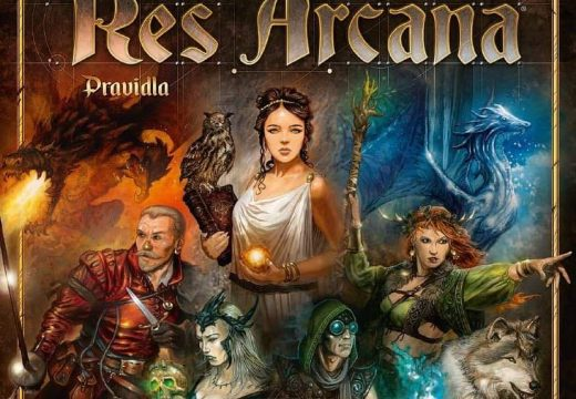 Blackfire bude mít karetní hru Res Arcana