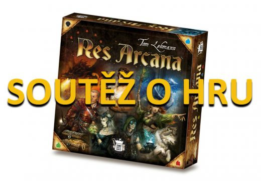 Soutěž o hru Res Arcana