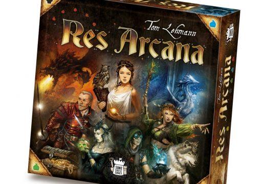 Ve hře Res Arcana se stanete mágy