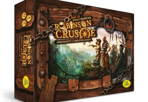 Kooperativní hra Robinson Crusoe může začít
