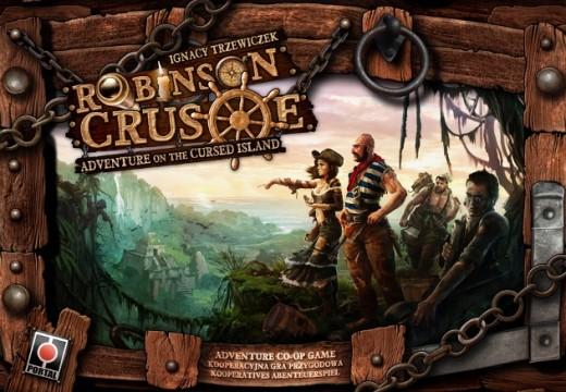 Dobrodružná hra Robinson Crusoe vyjde v češtině