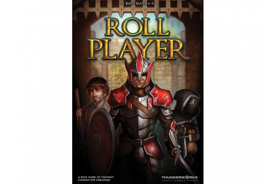 REXhry připravují kostkovou hru Roll Player