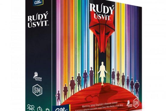 Rudý úsvit je karetní hra podle románové předlohy