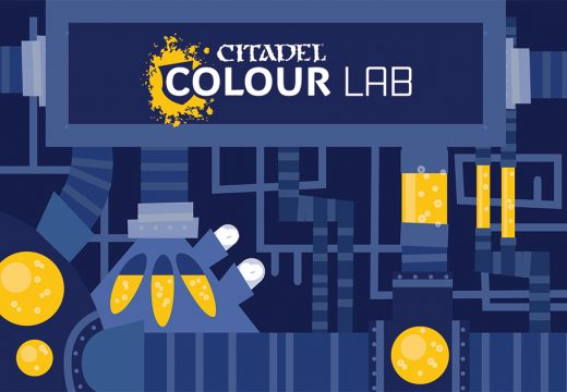 Barvy, barvy, barvičky aneb co nového přinesl Games Workshop