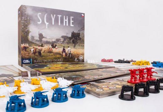 Recenze: Scythe