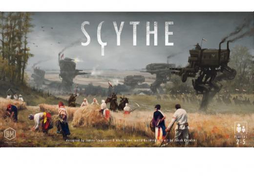 Velká civilizační hra Scythe v češtině? Proč ne!