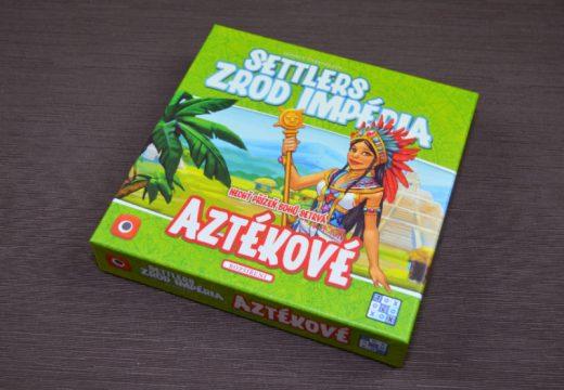 Aztékové jsou novou frakcí hry Settlers: Zrod impéria