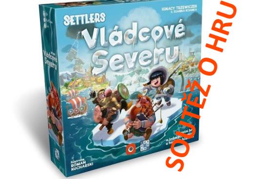 Soutěž o hru Settlers: Vládcové severu