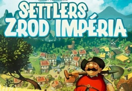 Settlers: Zrod impéria je nová budovatelská strategie