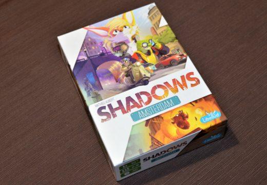 Shadows Amsterdam je detektivní párty hra
