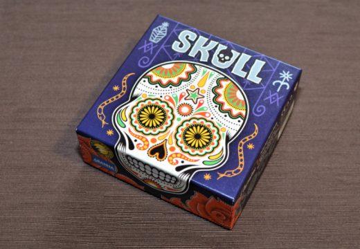 Skull je čistá blafovací hra