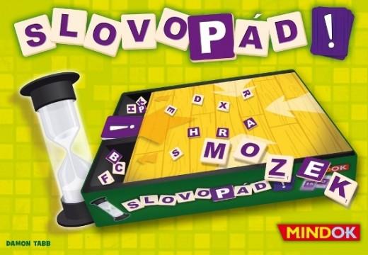 Chystá se nová slovní hra Slovopád