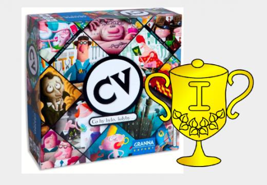 Vyhlášení vítěze v soutěži o hru CV: Co by bylo, kdyby…