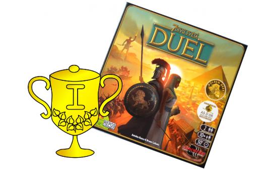 Vítěz v soutěži o hru 7 divů světa: DUEL