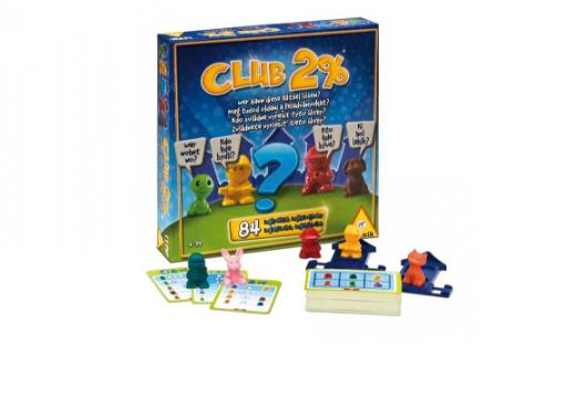 Soutěž o hru Club 2%