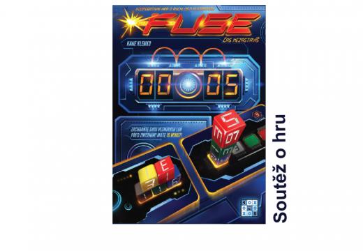 Soutěž o kooperativní hru FUSE