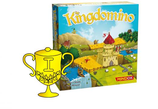 Vítěz v soutěži o hru Kingdomino
