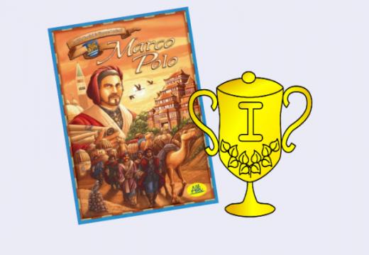 Vyhlášení vítěze v soutěži o hru Marco Polo