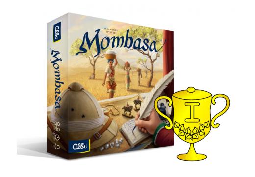 Vítěz v soutěži o strategickou hru Mombasa