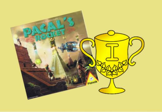 Vyhlášení vítěze v soutěži o hru Pacal´s Rocket